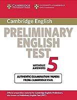 Cambridge Preliminary English Test 5: Student's Book