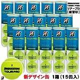 BRIDGESTONE(ブリヂストン) プレッシャーライズド・ボール ツアープロ 4球缶1箱(15缶)