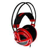 SteelSeries Siberia v2 Full-size Headset (red) 51104