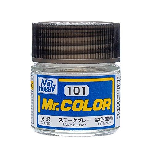 GSIクレオス Mr.カラー スモークグレー 10ml C101