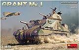 ミニアート 1/35 イギリス軍 グラントMk.1 プラモデル MA35276