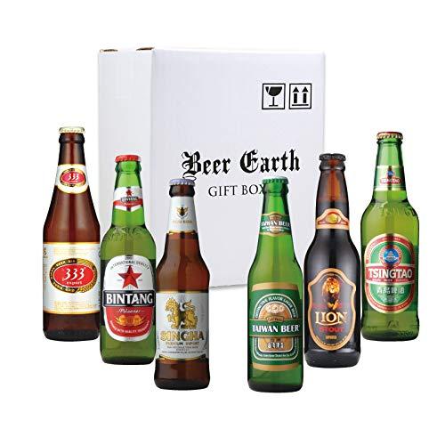 MSC アジアのメジャービール飲み比べ 6本 ギフトセット