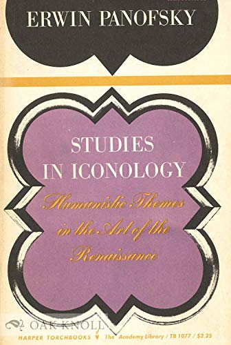 Studies in Iconology: Humanistic Themes in the Art of the Renaissance (Harper Torchbooks, TB1077. The Academy Library)の詳細を見る