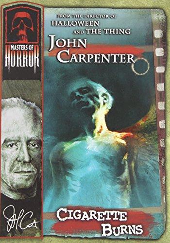 Masters of Horror: John Carpenter - Cigarette [DVD] [Import] MOVIE