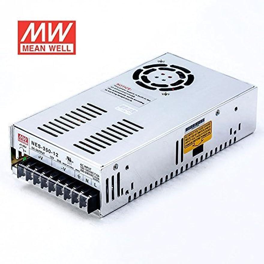 病気予言する女優MEAN WELL NES-350-12 Power Supply 350W 12V 29A Constant Current [並行輸入品]