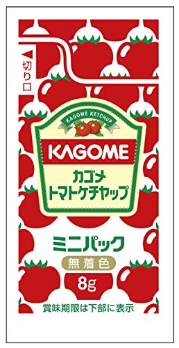 カゴメ カゴメ 業務用 トマトケチャップミニ特級 8g×40袋