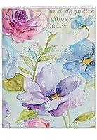 Cool blossoms Thank Youユーモア用紙カード 1 Jumbo Thank You Card & Enve. (J1708ATYG)