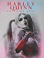 """Harley Quinn Coloring Book: Harley Quinn Coloring Book for Adults, Activity Book, Great Starter Book with Fun, Easy, and Relaxing Coloring Pages - 50 Pages - 8.5""""x 11"""""""
