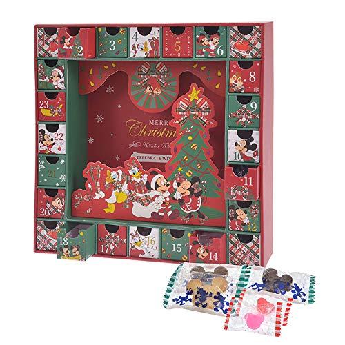 ディズニーストア(公式)ミッキー&フレンズ アドベントカレンダー Disney Christmas