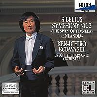 シベリウス:交響曲第2番、「トゥオネラの白鳥」、「フィンランディア」