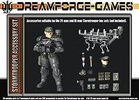 DreamForge: EisenKern Stormtrooper Accessory Set [並行輸入品]
