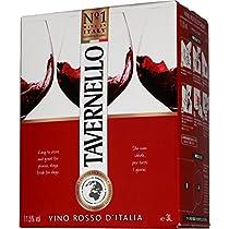 タヴェルネッロ ロッソ イタリア (バッグ イン ボックス 赤ワイン) 3L