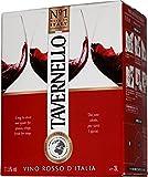 タヴェルネッロ ロッソ イタリア (バッグ イン ボックス 赤ワイン) 3L [イタリア/赤ワイン/辛口/ライトボディ/1本]
