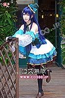 [cospay]Love Live! ラブライブ風園田海未 ロリータ風風コスプレ衣装(女M)