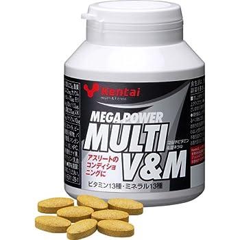 Kentai ケンタイ メガパワー マルチビタミン&ミネラル 150粒