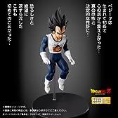 ドラゴンボール ベジータ フィギュア Premium Bandai limited HG VEGETA Dragon Ball Z Vibration Figure Plush Doll JAPAN [並行輸入品]