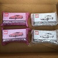 限定 日産オンライン トミカ 4台セット 特注 FAIRLADY Z NISMO Brilliant White Pearl NISSAN GT-R NISMO Vibrant Red