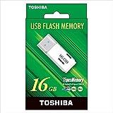 東芝:USBメモリ USB2.0対応 16GB TNU-A016G 16539