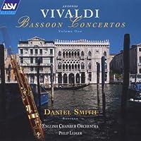 Vivaldi;Bassoon Concs.Vol.1