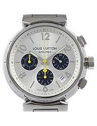 [ルイヴィトン] LOUIS VUITTON Q112E タンブールクロノ 自動巻(2600027809242) 中古