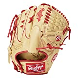 ローリングス(Rawlings) 野球用 軟式 HYPER TECH R2G COLORS [投手用] サイズ11.75 GR1HTCA15W キャメル サイズ 11.75 ※左投用