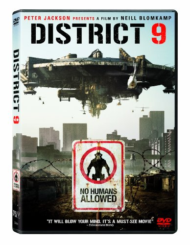 District 9 [DVD] [Import]