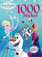 Disney Eiskoenigin: 1000 Sticker: Mit vielen Raetseln und Malseiten