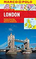 Marco Polo City Map London: Extensive Street Index, Easy to Use Detailed Scale (Marco Polo City Maps)