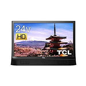 TCL 24型 ハイビジョン 液晶テレビ 3波対応 ( 地上・BS ・110度CSデジタル) 24D2911