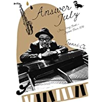 Answer July 〜Jazz Song Book〜JAPAN TOUR 2016