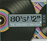 """80's/12"""" Extended Collection (Dig)   (Music Brokers Arg)"""