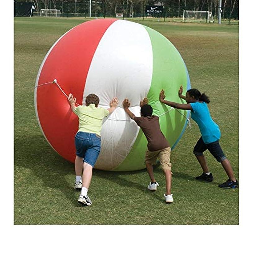 オリエンタルオン異常なUS Games Jumbo Beach Ball [並行輸入品]