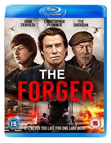The Forger [Blu-ray] [Import anglais]