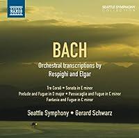 Orchestral Transcriptions By Respighi & Elgar