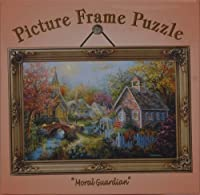 Picture Frame Puzzle Moral Guardian by Nicky Boehme (250 Piece) by E & L Corp. [並行輸入品]
