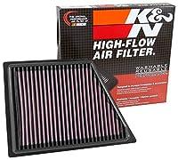 K&N 33-5053 Replacement Air Filter [並行輸入品]