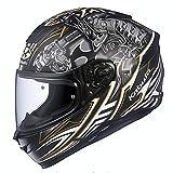 オージーケーカブト(OGK KABUTO)バイクヘルメット フルフェイス AEROBLADE5 SAMURAI(サムライ) フラットブラック (サイズ:XXL) 584177