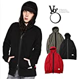VIRGO ヴァルゴ MONSTER LONG PARKA パーカー M(2) RED