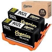 Kogain HP 902 902XL インクカートリッジ リサイクル品 HP OfficeJet Pro 6968 6978 6958 6962 6960 6970 6979 6950 6954 6975 プリンターと互換性あり 2BK