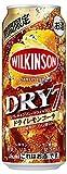【季節限定】ウィルキンソン・ドライセブン ドライレモンコーラ缶 [ チューハイ 500ml×24本 ]