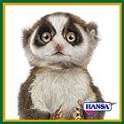 HANSA ハンサ ぬいぐるみ 7043 スローロリス 猿 サル SLOW LORIS