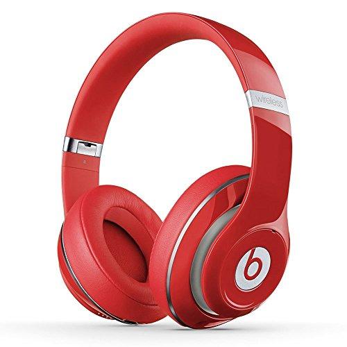 Beats by Dr.Dre Studio Wireless 密閉型ワイヤレスヘッドホン ノイズキャンセリング Bluetooth対応 レッド MH8K2PA/B【国内正規品】
