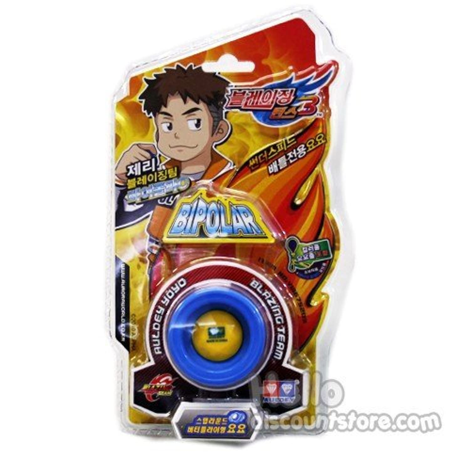 Blazing Teams Type A Yoyo Toy : Bipolar by Blazing Teams [並行輸入品]