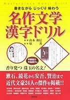 書きながらじっくり味わう 名作文学漢字ドリル