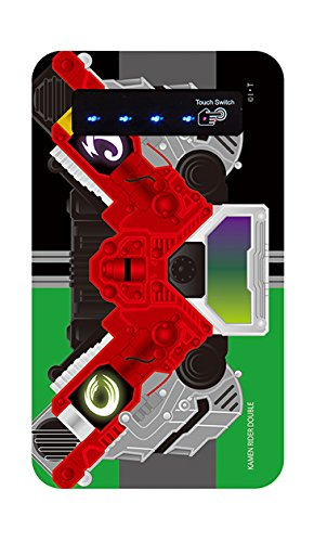 【公式】 モバイルバッテリー 仮面ライダーW ライダーベルト...