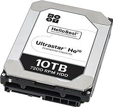 HGST(エイチ・ジー・エス・ティー) Ultrastar He10 3.5inch 10TB 256MBキャッシュ 7200rpm SATA 6Gb/s HUH721010ALE600