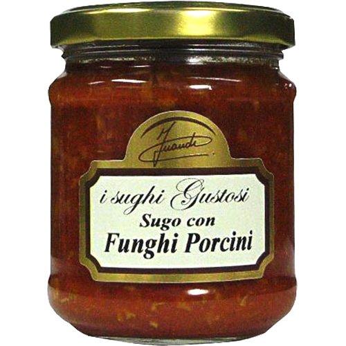 地中海フーズ トマトとポルチーニ茸のパスタソース 180g