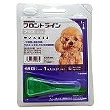 メリアル フロントライン プラス ドッグ S (10kg未満) 1ピペット (動物用医薬品)