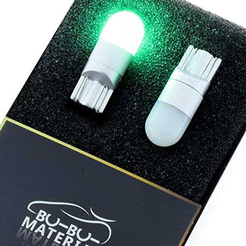 ぶーぶーマテリアル T10 LED グリーン 緑 ハイグレー...