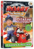 Roary the Racing Car Pit Stop Puzzles (PC CD) (輸入版)